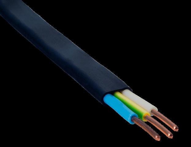 кабель ввгнг а lsltx 3х1.5 мм2
