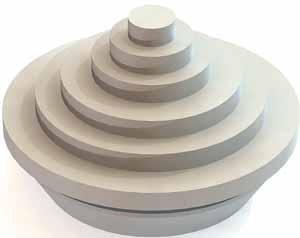 КВ103-37-IP55-01 Cальник диаметр кабеля 35-37мм Белый IP55 (32195DEK)
