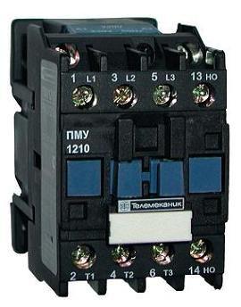 Пускатель магнитный ПМУ 12A 220В 50Гц PMU1210M Schneider Electric