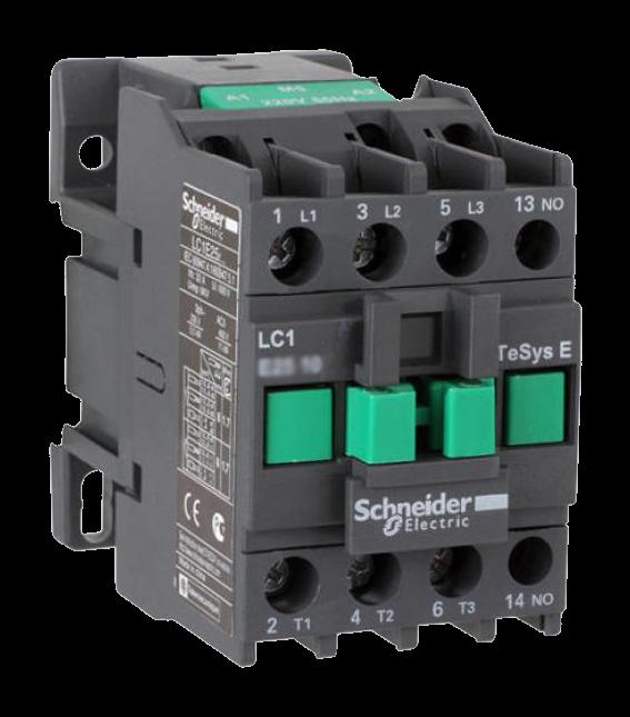 Контактор E 12А 220В 50Гц 1но LC1E1210M5 Schneider Electric