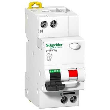 Дифавтомат DPN N VIGI 1п+N 16A/30мА AC C 6кА A9N19665 Schneider Electric