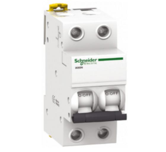 Автоматический выключатель iK60N 2п 16A C 6кА A9K24216 Schneider Electric