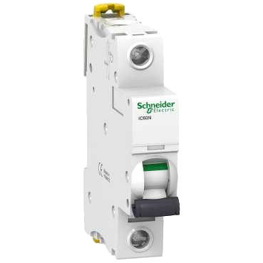 Автоматический выключатель iC60N 1П 1A D A9F75101 Schneider Electric