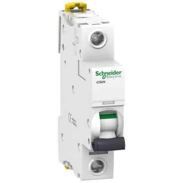 Автоматический выключатель iC60N 1П 20A C A9F79120 Schneider Electric