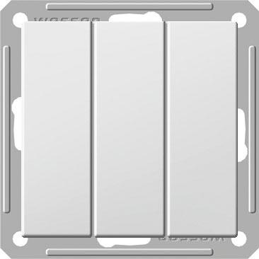 Выключатель В59 С/У 3кл Белый Без рамки VS0516-351-1-86 Schneider Electric