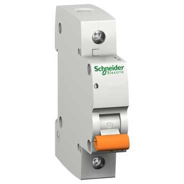 Автоматический выключатель ВА 63 1П 6A C 4,5кА 11201 Schneider Electric