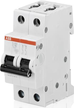 Автоматический выключатель S202 C25 6кА 2CDS252001R0254 ABB