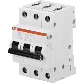 Автоматический выключатель S203 C20 6кА 2CDS253001R0204 ABB