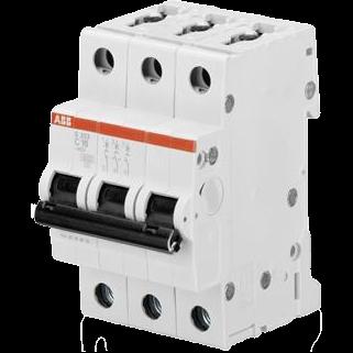 Автоматический выключатель S203 C40 6кА 2CDS253001R0404 ABB