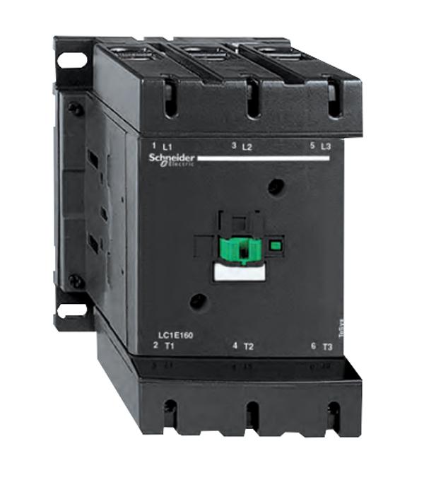 Контактор E 160А 48В 50Гц 1но+1нз LC1E160E5 Schneider Electric