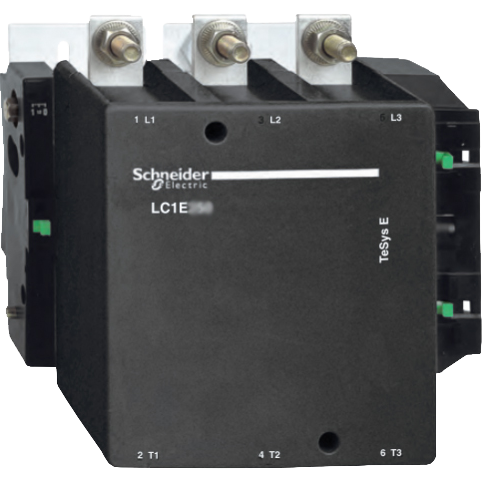 Контактор E 200A 48В 50Гц LC1E200E5 Schneider Electric