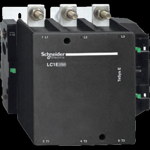 Контактор E 200A 380В 50Гц LC1E200Q5 Schneider Electric