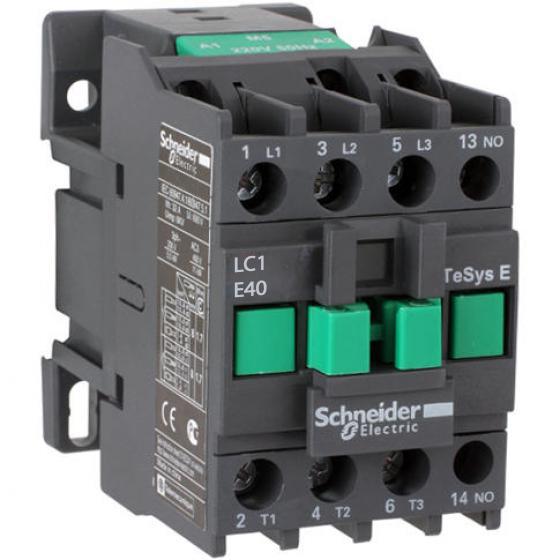 Контактор E 40А 380В 50Гц LC1E40Q5 Schneider Electric