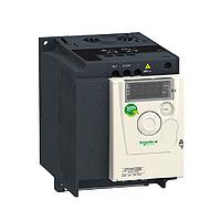 Преобразователь частоты ATV 12 1,5кВт 220В AC IP 20 с ЭМС ATV12HU15M2 Schneider Electric