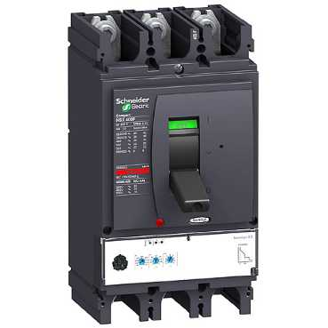 3П3Т Автоматический выключатель MIC.2.3 400A NSX400N LV432693 Schneider Electric