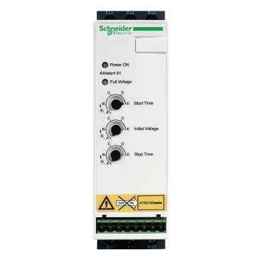 Устройство плавного пуска ATS01 32A 380В ATS01N232QN Schneider Electric
