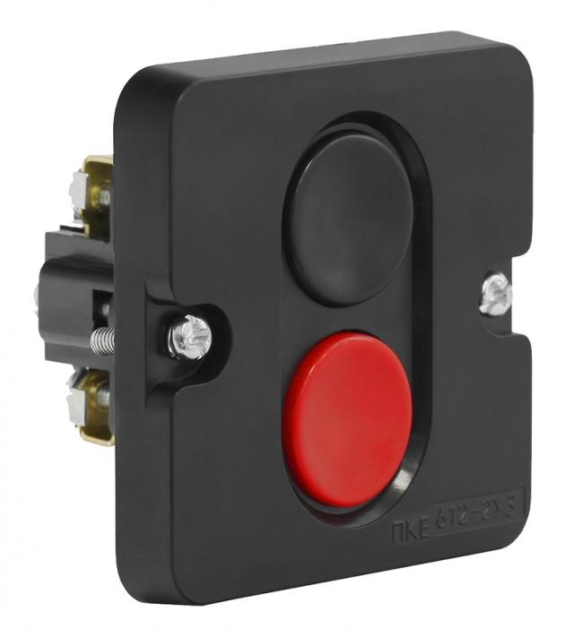 Пост кнопочный ПКЕ 612-2 PKE6122 Texenergo