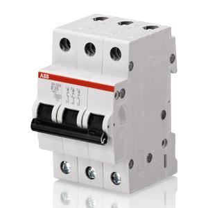 ABB SH203L Автоматический выключатель 3P 20А (C) 2CDS243001R0204 ABB