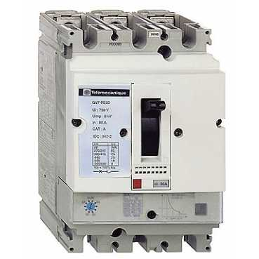 Автомат защиты двигателя GV7 132-220A 36кА GV7RE220 Schneider Electric