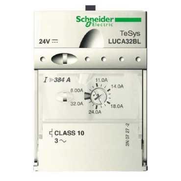 Блок управления стандартный 8-32A 110-240V CL10 3P для Tesys U LUCA32FU Schneider Electric