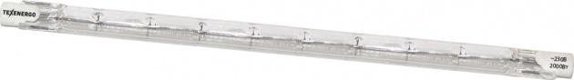 Лампа галогенновая КГ 220х2000 (334мм) LLG334-2000R7S Texenergo