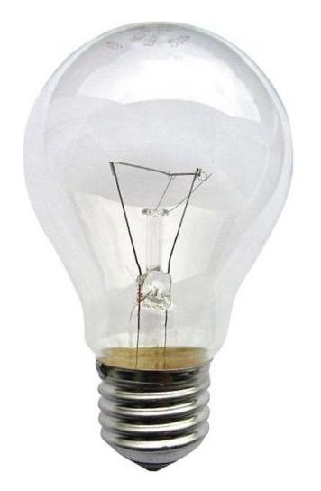 Лампа общего назначения ЛОН 220В 60Вт E-27 LB-LON60M27 Лисма