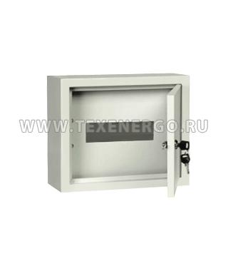 Корпус шкафа навесной ЩРН-12 250х300х120 IP31 Е10-15-253012-31 Texenergo
