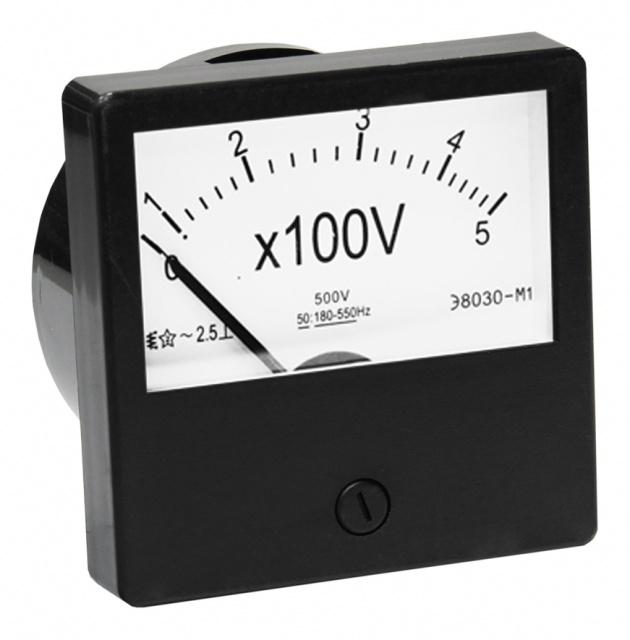 Вольтметр Э8030-М1 500В PV830500 Texenergo