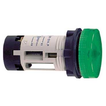 Сигнальная лампа XB7 Лампа LED Зеленый 220В AC XB7EV03MP Schneider Electric
