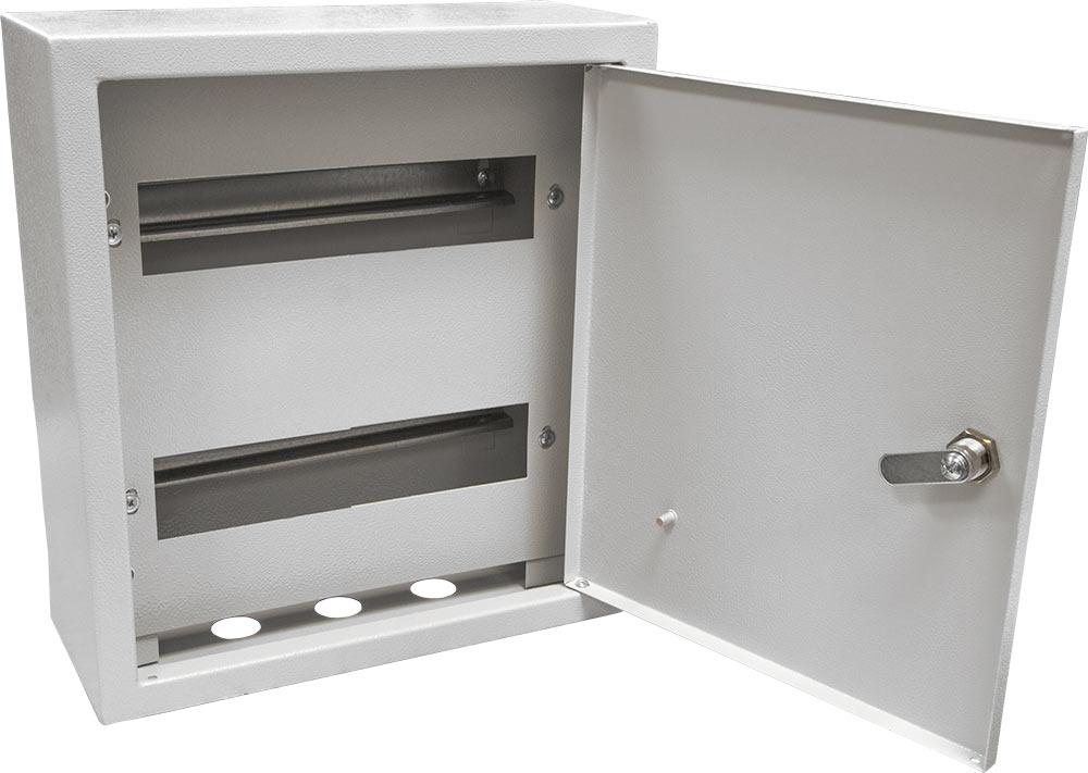 Корпус шкафа навесной ЩРН-24 330х300х120 IP31 Е10-15-333012-31 Texenergo