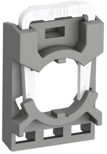 Монтажная колодка MCBH-00 (на 3 элемента) 1SFA611605R1100 ABB