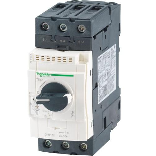 Автомат защиты двигателя GV3 23-32A GV3P32 Schneider Electric