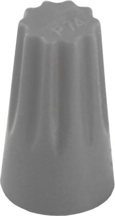 Соединительный изолирующий зажим СИЗ-1 ( 1,0 - 3,0 кв. мм.) серый  Texenergo