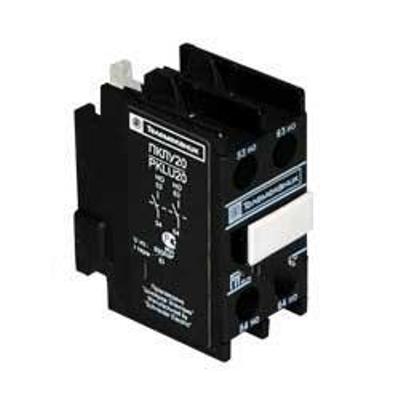 Доп контакт 2но+0нз Спереди к пускателю ПМУ PKLU20 Schneider Electric