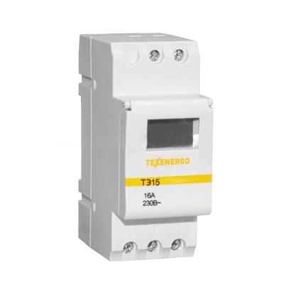 ТЭ15 таймер электронный на DIN-рейку PTE015-16 IEK