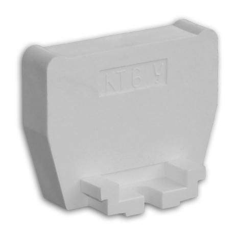 Крышка торцевая КТ 6У (к БЗН24-16П63)  Texenergo