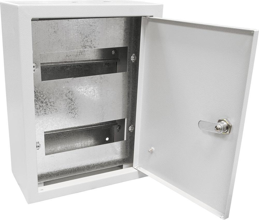 Корпус шкафа навесной ЩРН-18 300х250х120 IP31 Е10-15-302512-31 Texenergo