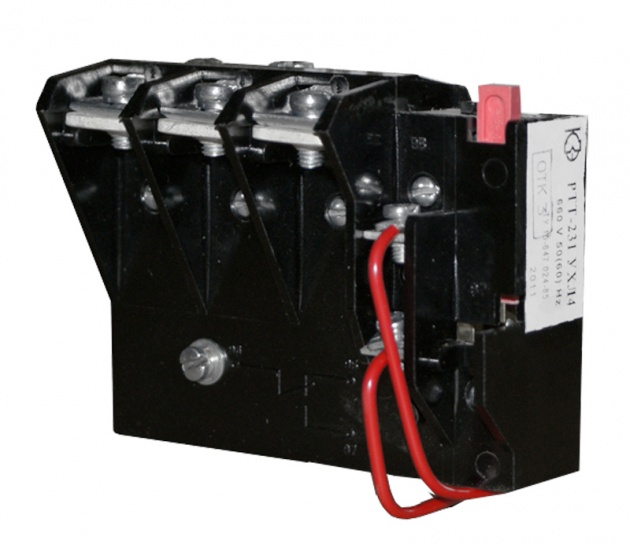 Реле электротепловое токовое РТТ-231 УХЛ4, 40,0А 150231000В040.000000 Кашинский Завод Электроаппаратуры