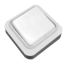 Выключатель белый о/у 1 клавиша А16-У01 Белоцерковское УПП УТОС