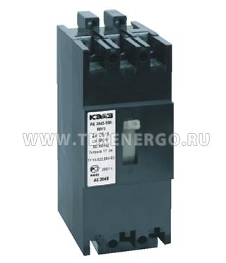 Автоматический выключатель АЕ2046-100 16А У3 ОТК 104222 КЭАЗ