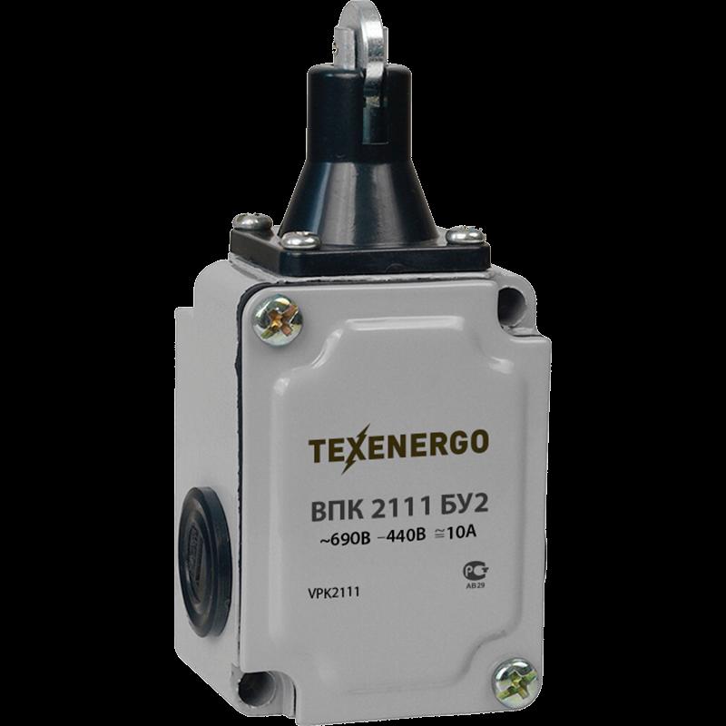 Выключатель путевой ВПК 2111 БУ2 VPK2111 Texenergo