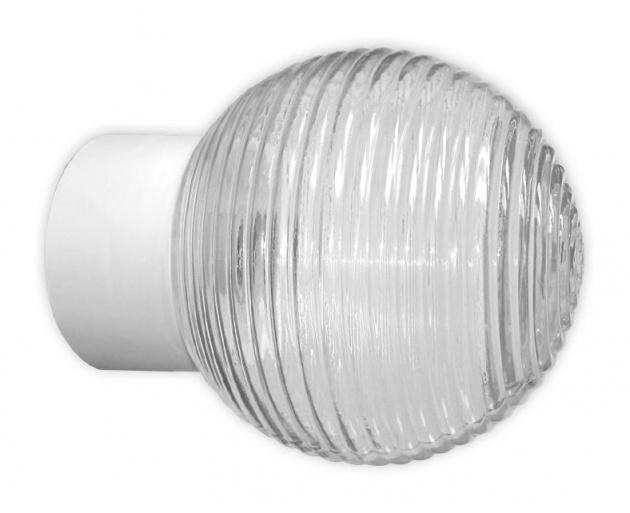 Светильник НББ 64-60-025 (Шар стекло + прямое основ.)  Без производителя