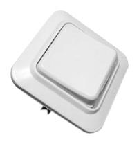Выключатель белый с/у 1 клавиша С16-У01 Белоцерковское УПП УТОС