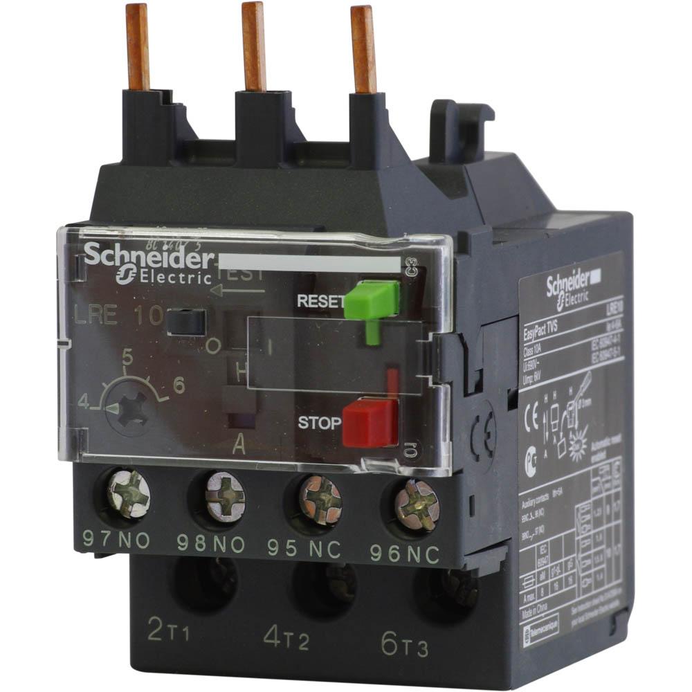 Реле тепловое LRE на 7-10А для Tesys E LRE14 Schneider Electric