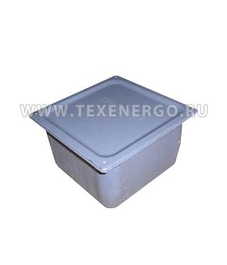 Коробка протяжная У994МУ2 100х100х80мм с уплотнением IP54  Без производителя