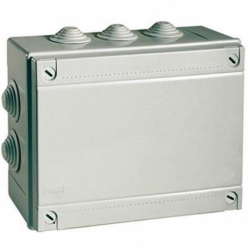 Монтажная коробка Прямоугольная О/У 300х220х120мм IP 55 DKC 54300 DKC