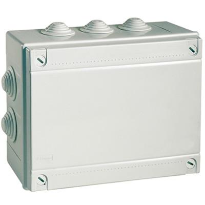 Монтажная коробка Прямоугольная О/У 300х380х120мм IP 55 DKC 54400 DKC