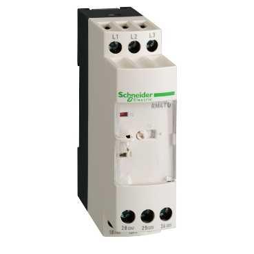 Реле контроля 3-фазной сети 380/500В RM4TU02 Schneider Electric