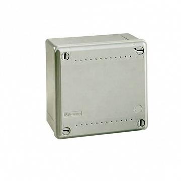 Коробка ответвит. с кабельными вводами, IP55, 100х100х50мм 53800 DKC