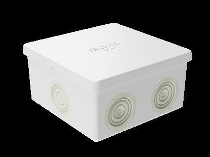 Коробка ответвит. с кабельными вводами, IP44, 80х80х40мм 53700 DKC